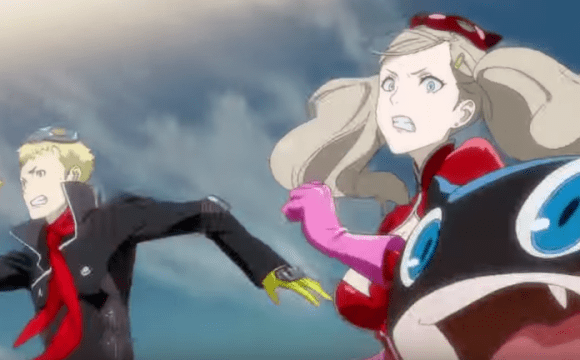 Persona 5 | TGS2015 | Tokyo Game Show 2015 | Tokyo Game Show | Persona | Delayed | Release Date | Summer 2016