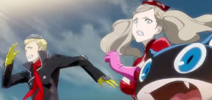 Persona 5   TGS2015   Tokyo Game Show 2015   Tokyo Game Show   Persona   Delayed   Release Date   Summer 2016