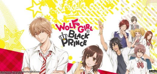 Wolf Girl and Black Prince, Anime, Manga, Shoujo, Romance, Slice of Life, Drama, Review
