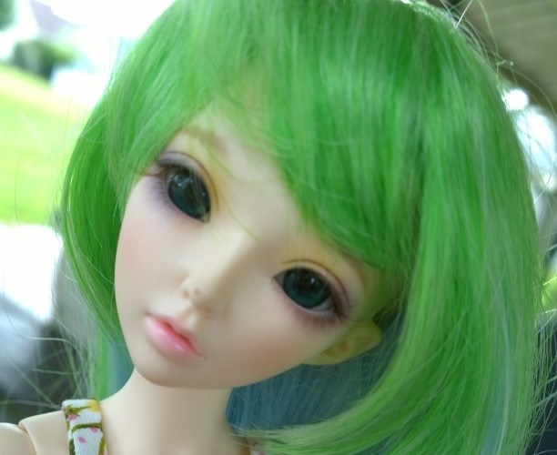 MNF Celine Moe Line Fairyland Asian Balljoint Doll ABJD Normal Skin Default Faceup Photos and Review
