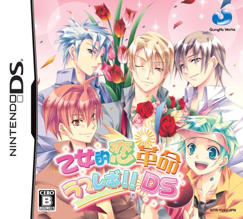 Japanese ds dating games