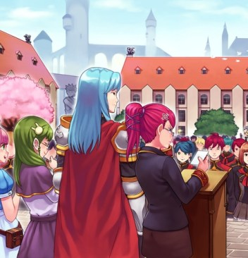 valthirian JRPG Magic School Simulator with Real-Time Combat and FF5 Style Job Classes