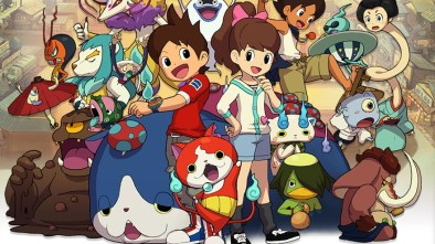 Yo-Kai Watch, Games like Pokemon, English Release Date, What is Yo-Kai Watch, Nintendo 3DS, Nintendo, Monster Taming, Pokemon, Pokemon Clone, RPG, JRPG, Anime, Virtual Pet, Multiplayer, Pokemon Battles
