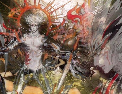 SaGa Scarlet Grace, The Legend of Legacy, PSP, NDS, 3DS, SaGa Frontier, SaGa, Romancing SaGa, Final Fantasy Legends, JRPG, RPG, Anime