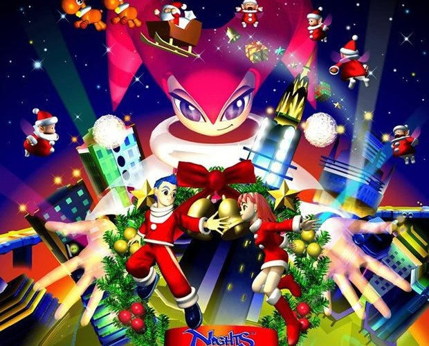 Christmas Nights - Sega Saturn Retro Game Review - Special Limited Edition Disc