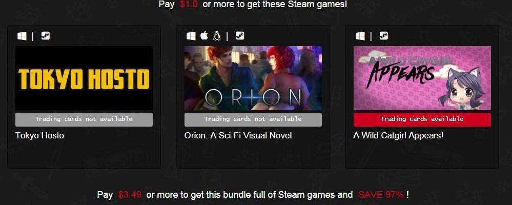Tokyo Anime Mega Bundle of Steam Games | Discounted Visual Novels | Discounted Anime | Discounted Games | Game Deals | Game Bundles | Gaming Deals | Gaming Bundles | Visual Novel Bundles