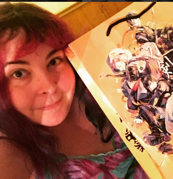 Touken Ranbu - June Betoyo Bento - Anime Subscription Box