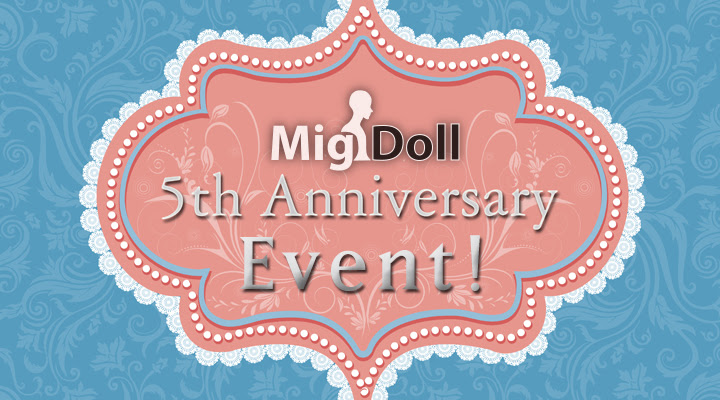 ABJD, Asian Ball-jointed Doll, Asian Ball-jointed Dolls, BJD, Ball-jointed Doll, Ball-jointed Dolls, Balljoint Doll, Balljointed Doll, Balljoint Dolls, Balljointed Dolls, Migidoll, Migidoll Discount, Migidoll Event, Migidoll Anniversary, New BJD, Limited Edition, Limited, Limited Edition BJD, Free BJD, Free Asian Balljointed Doll, Free ABJD