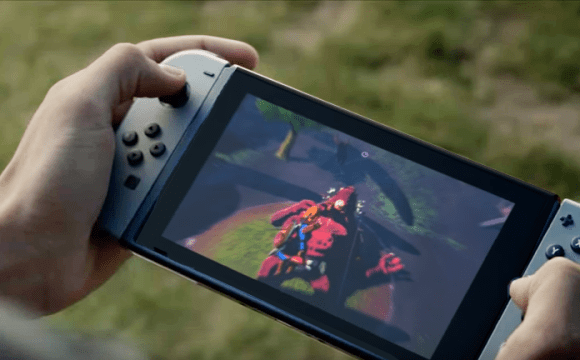 Nintendo Switch   March 2017   Nintendo NX