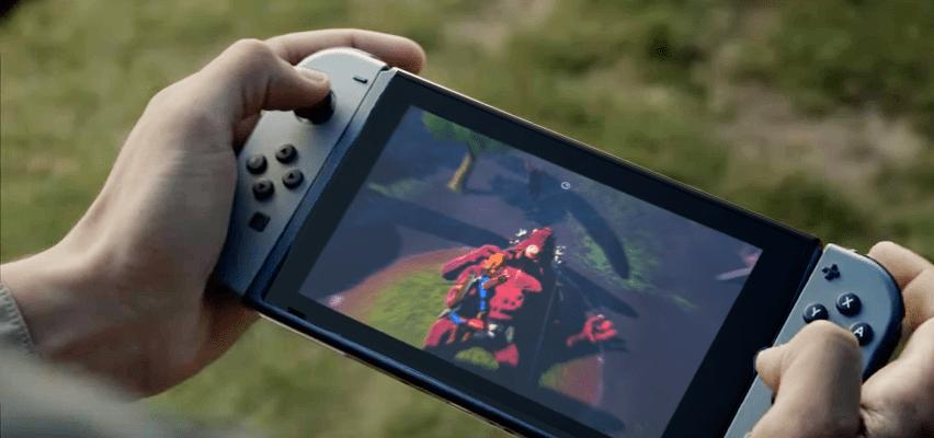 Nintendo Switch | March 2017 | Nintendo NX