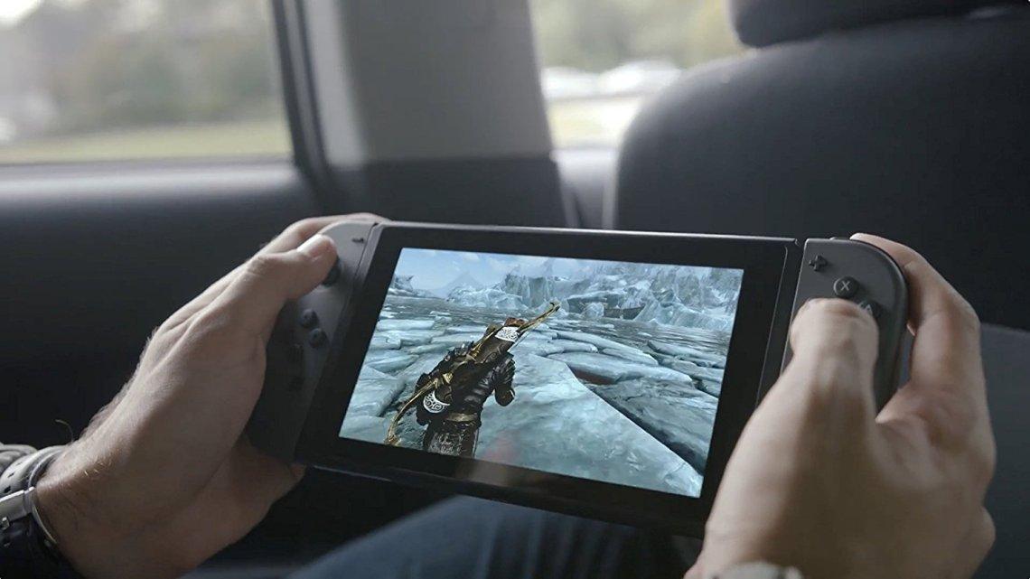 nitendo switch gameplay