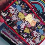 Unboxing Review – Opening the 1st Lootcrate Sanrio Small Gift Quarterly Subscription Box