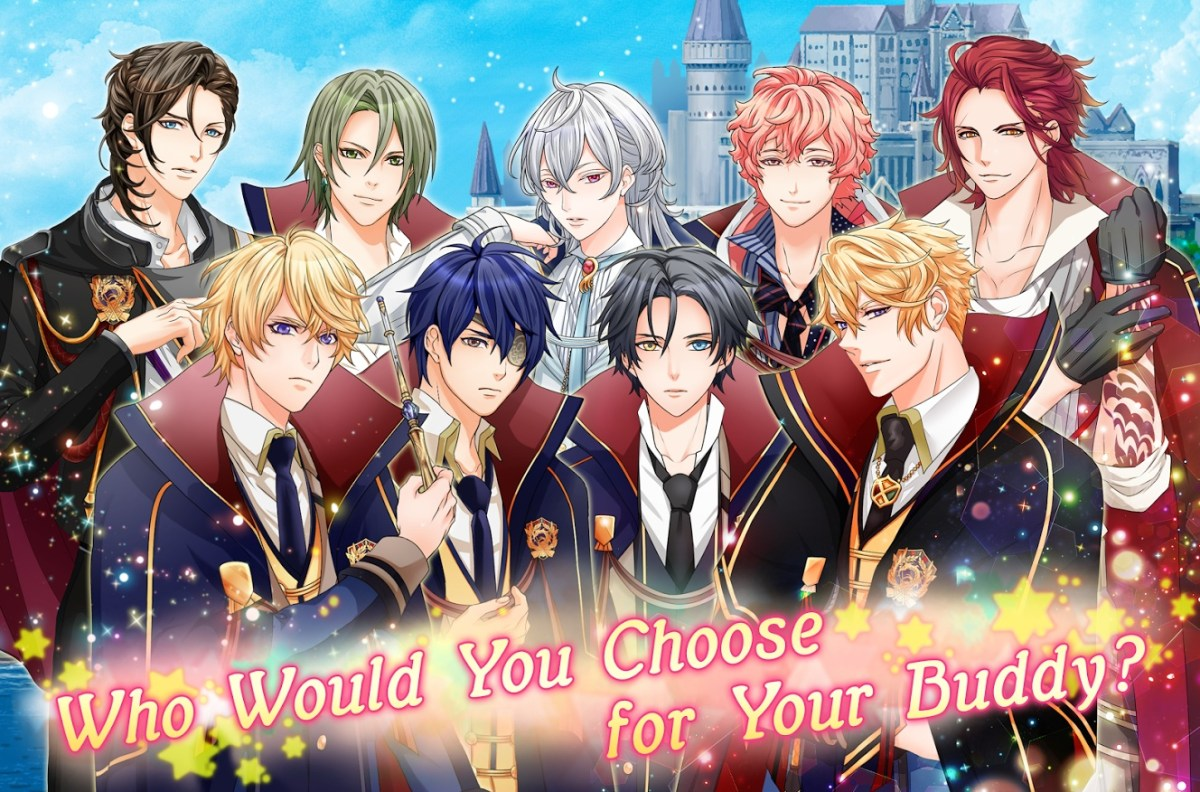 Shall We Date? Wizardess Heart+ Review Free Otome Mobile Game for IOS and Android