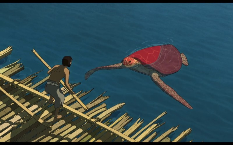 The Red Turtle Anime Review