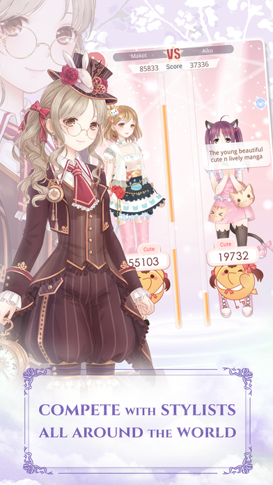 Love Nikki Dress Up Queen Kawaii Cute Anime Dressup Mobile Game Review