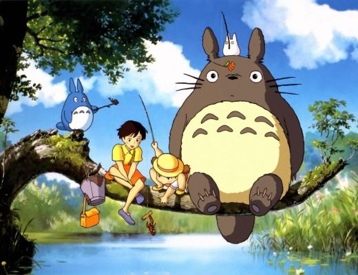 My Neighbor Totoro Anime Review