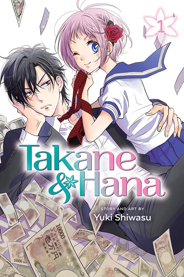 Takane & Hana Yuki Shiwasu Manga Review