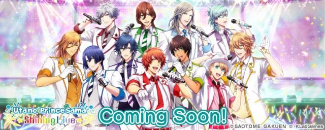 UtaPri Utano Princesama Shining Live English Version Coming in Early 2018