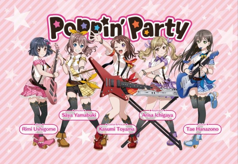 Poppin Party
