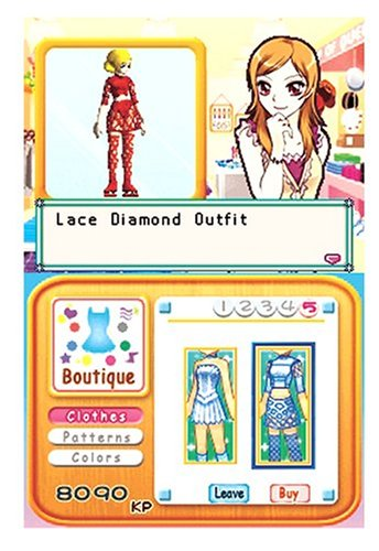 Imagine: Figure Skater Dressup Game