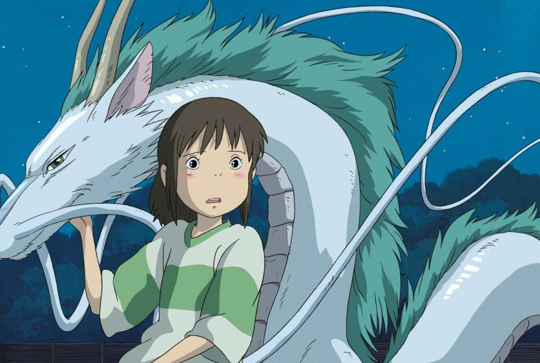 Studio Ghibli Spirited Away