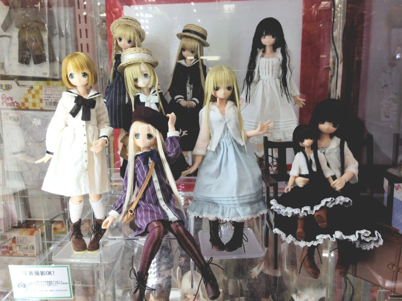 Doll Stores