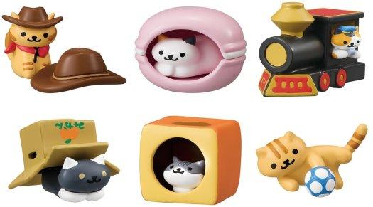 Neko Atsume Toys