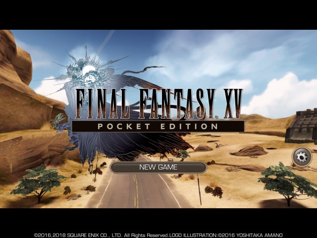 Final Fantasy XV Pocket Edition for IOS