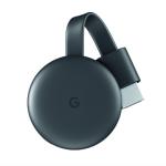 Google Chromecast Streaming Media Player. See It. Stream It.