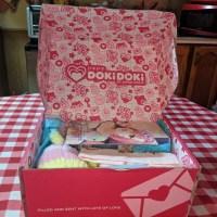 Doki Doki Crate May 2019 Subscription Box Review