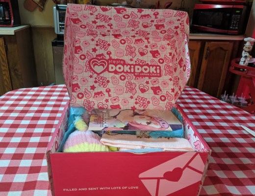 Doki Doki May 2019 Crate Unboxing