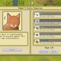 Cattails Become A Cat - PC Game Review Like Stardew Valley But With Cats