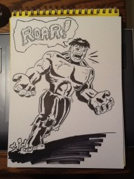 HULK for my niece Kellie