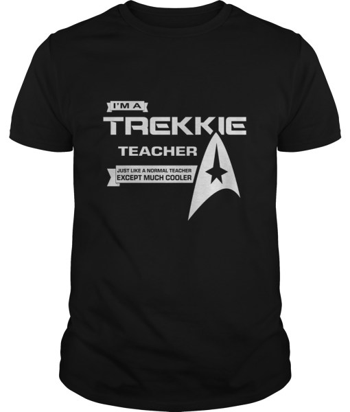 Trekkie Teacher Shirt