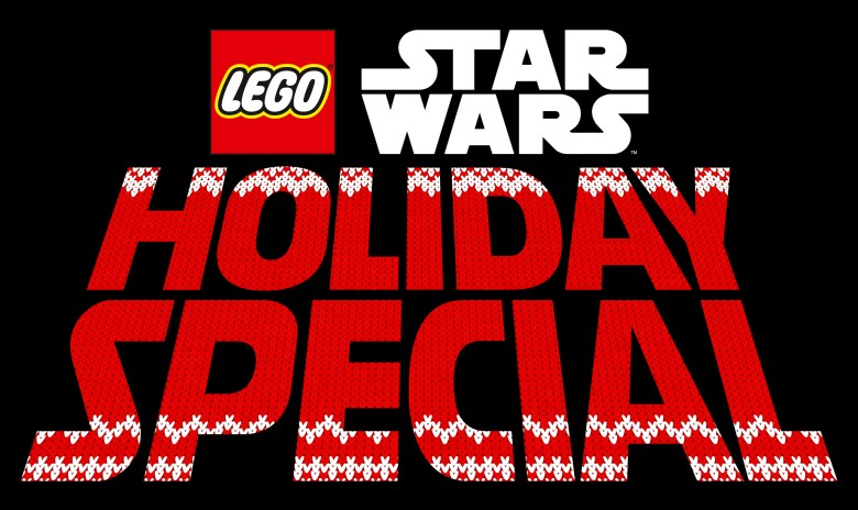 LEGO Star Wars Holiday Special Logo