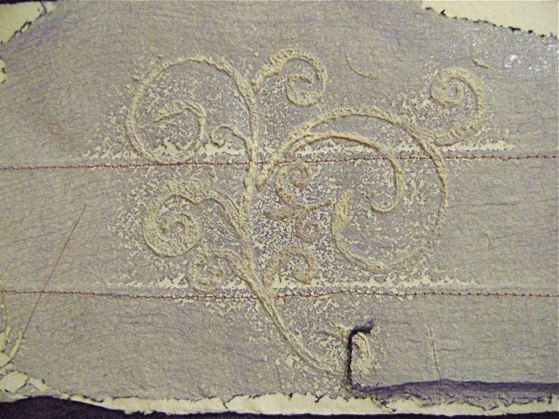 stencil swirl