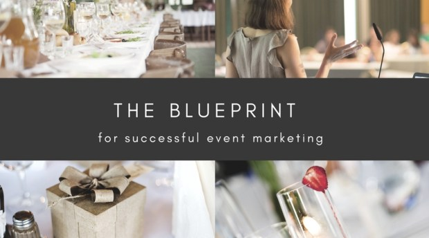 The Blueprint for Successful Event Marketing