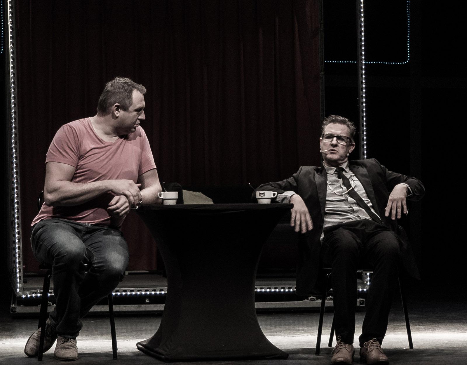 De eigenaars - De Voljeir - Sam Geukens, Harry Philips