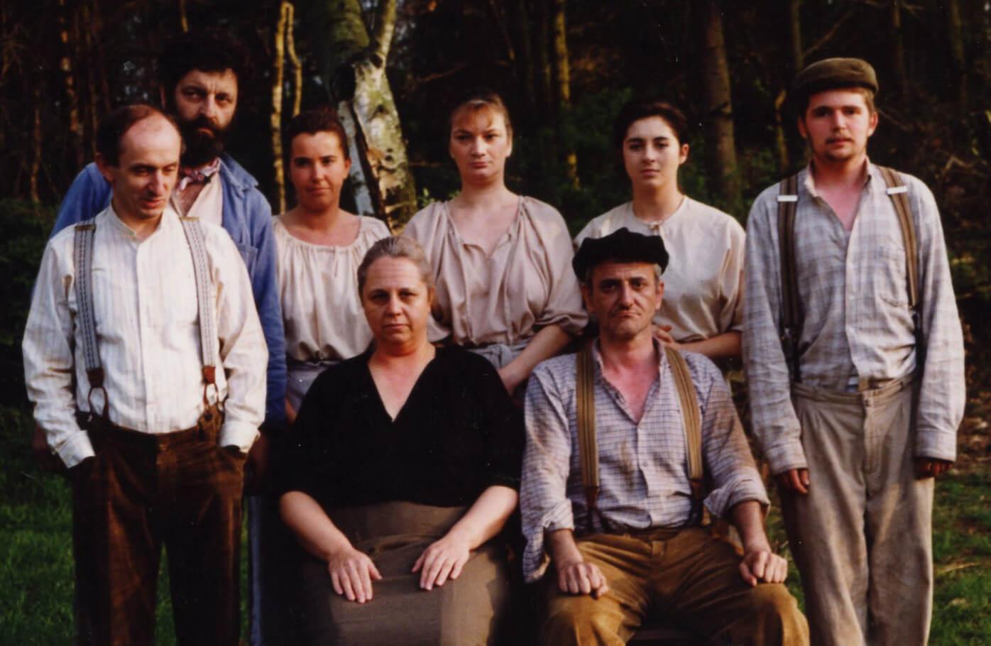het gezin van Paemel