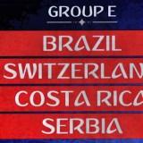 FIFA MM-kilpailut: Esittelyssä lohko E
