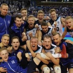 LENTOPALLON MM: Suomi kohtaa vielä Iranin alkulohkossa