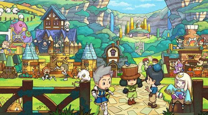 Fantasy Life 2 retrasado hasta 2016