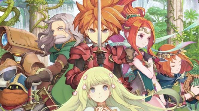 Remake de 'Seiken Densetsu' para móviles y PlayStation Vita