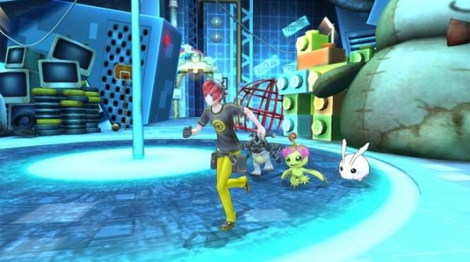 Entrevista al productor de 'Digimon Story: Cyber Sleuth'