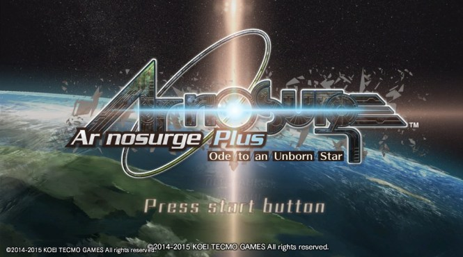 Análisis – Ar Nosurge Plus: Ode to an Unborn Star