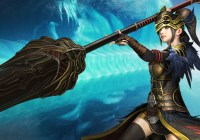 Tráiler del arma Spear de 'Toukiden 2'