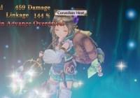 Los ataques en cadena y los daños masivos en 'Atelier Firis'