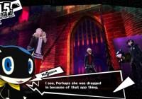 Nuevo gameplay en Inglés de 'Persona 5'