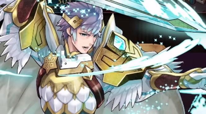 Hrid es el nuevo héroe que se añade en 'Fire Emblem Heroes'