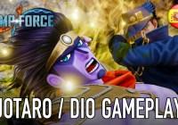 Los personajes de JoJo's Bizarre Adventure hacen su aparición en 'Jump Force'